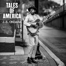 J.s. Ondara Tales Of America LP - No Risc Disc-