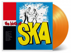 Birth Of Ska LP - Orange Vinyl-