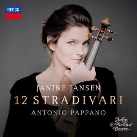 Janine Jansen: 12 Stradivari CD