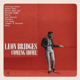 Leon Bridges Coming Home LP.