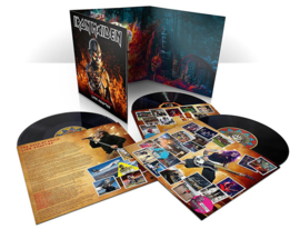 Iron Maiden The Book of Souls: The Live Chapter 180g 3LP