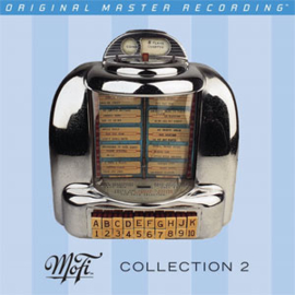 Mobile Fidelity Collection Volume 2 Numbered Limited Edition Hybrid Stereo SACD
