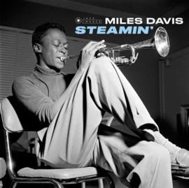 Miles Davis Steamin' LP