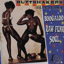 Buttshakers Vol 6 LP
