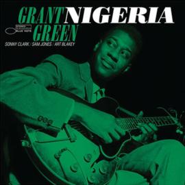 Grant Green Nigeria 180g LP