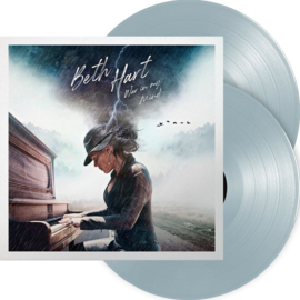 Beth Hart War In Mind 2LP - Light Blue Vinyl -