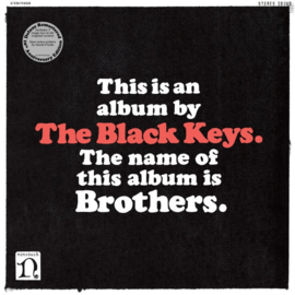 The Black Keys Brothers 2LP - Anniversay Edition -