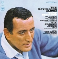 Tony Bennett - The Movie Song Album LP
