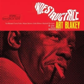 Art Blakey  Indestructible HQ 45rpm 2LP