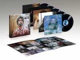 Frank Zappa Zappa Original Motion Picture Soundtrack 180g 5LP Deluxe Box Set