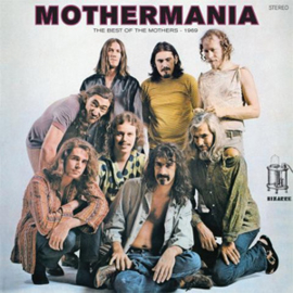 Frank Zappa Mothermania: The Best Of The Mothers 180 LP