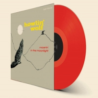 Howlin' Wolf Moanin' In The Moonlight LP - Red Vinyl-