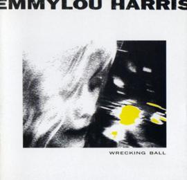 Emmylou Harris Wrecking Ball LP