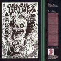 Grimes Visions LP - Pink Vinyl-