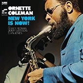 Ornette Coleman - New York is Now LP - Blue Note 75 Years-