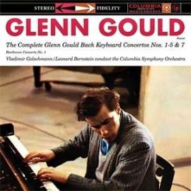 Glenn Gould - The Complete Glenn Gould Bach Keyboards Concerts 3LP
