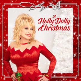 Dolly Parton A Holly Dolly Christmas CD