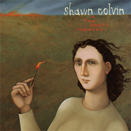 Shawn Colvin A Few Small Repairs LP - 20th Anniversary Edition