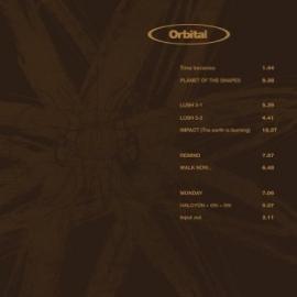 Orbital - Orbital 2LP