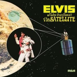 Elvis Presley Aloha From Hawai Via Satellite 4LP
