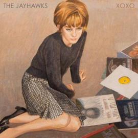 Jayhawks XOXO LP - White Vinyl-