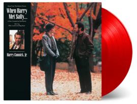 Harry Connick Jr When Harry Met Sally LP - Ketchup Red Vinyl-