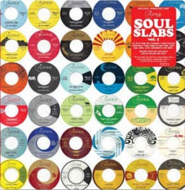 Various Soul Slabs Vol1. 2LP