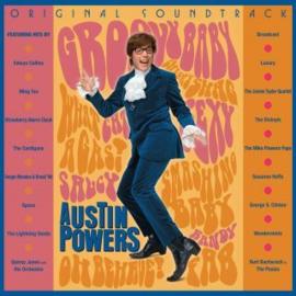 Austin Powers International Man of Mystery 2LP