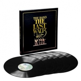 The Band The Last Waltz 40th Anniversary Edition 180g 6LP Box Set