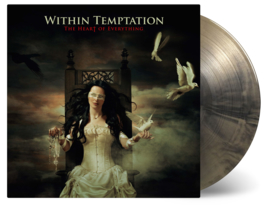 Within Temptation Heart Of Everything 2LP - Coloured Vinyl-