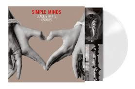 Simple Minds Black & White 050505 // White Vinyl LP  -Coloured Vinyl-