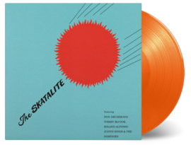 Skatalites Skatalite LP - Orange Vinyl-