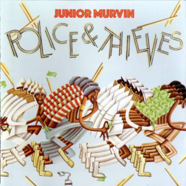 Junior Murvin Police And Thieves lp