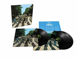 The Beatles Abbey Road Half-Speed Mastered 180g 3LP