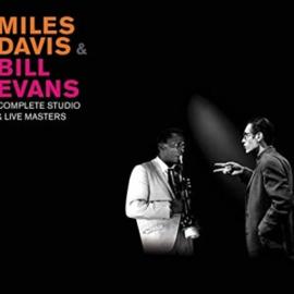Miles Davis & Bill Evans Complete Studio & Live Masters 5LP