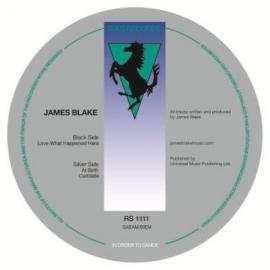 "James Blake – Love What Happened Here 12"""