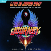 Journey Escape & Frontiers (live In Japan/2cd + Blu Ray)