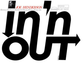 Joe Henderson In 'N Out 180g LP