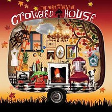Crowded House Very Best Of 2LP