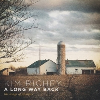 Kim Richey A Long Way Back: The Songs Of Glimmer LP