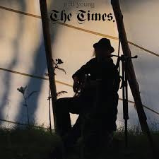 """Neil Young The Times 12"""" Vinyl EP"""