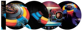 The Electric Light Orchestra Out Of the Blue LP - Picture Disc-