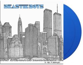 Beastie Boys  To The 5 Buroughs 2LP - Blue Vinyl-