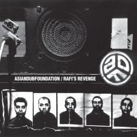 Asian Dub Foundation Rafi's Revenge 2LP - White Vinyl-