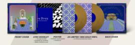 Jonathan Wilson  Rare Birds Gold Vinyl-