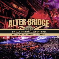 Alter Bridge Live At The Royal Albert Hall 3LP