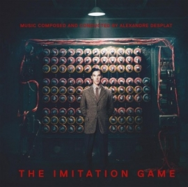 ORIGINAL SOUNDTRACK THE IMITATION GAME (ALEXANDRE DESPLAT) LP