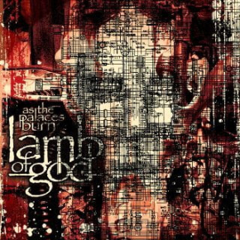 Lamb Of God As The Palaces Burn 2LP -Red&Black Marble Vinyl-
