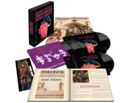 Black Sabbath Paranoid 50th Anniversary Super Deluxe Edition 5LP Box Set