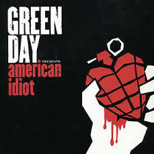 Green Day American Idiot 2LP